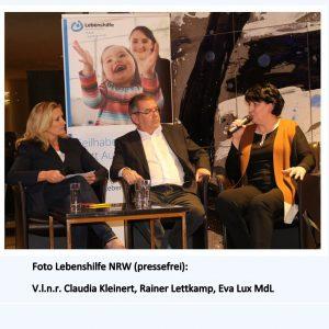 Lebenshilfe Leverkusen fordert gesetzliche Vorgaben zur  Begleitung behinderter Menschen im Krankenhaus